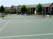 Madison Trailway Tennis Court