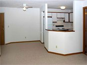 Madison Trailway Kitchen/Dining Room