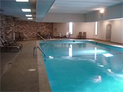 Willoway Apartments Indoor Pool