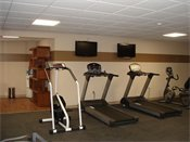 Willoway Apartments Exercise Room