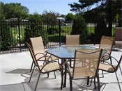 Willoway Apartments Outdoor Patio