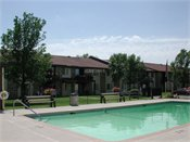 Oak Grove Apartments Sparkling Pool