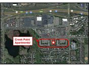 Terra Pointe Apartments Property Location