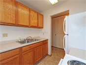 The Provinces One Bedroom Kitchen