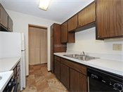 The Provinces Two Bedroom Kitchen