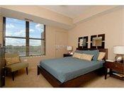 Hiawatha Flats Apartments Model Bedroom