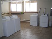 Rivercliff Apartments Laundry Room