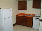 Lakesbury Apartments Kitchen