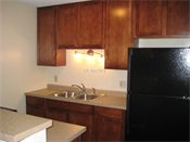 The Caravelle Apartments Kitchen