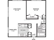 International Village One Bedroom Large