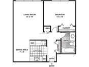 International Village One Bedroom Small