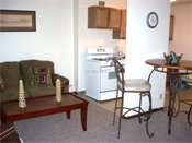 Hopkins Village Senior Apts Living Room