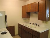 Edgerton Highlands Apts. & Townhomes Kitchen