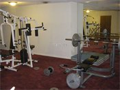 Southtown Apartments Fitness Center
