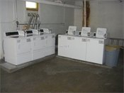 Doran Apartments Laundry Room