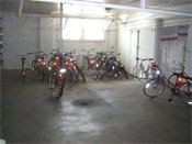 Doran Apartments Bike Storage