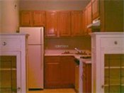 Doran Apartments Kitchen