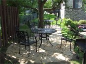 Xerxes Manor Outdoor Patio