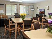 Woodridge Apartments Community Room