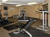Woodridge Apartments Fitness Center