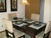 Fountain Place Apartment Homes Dining Room