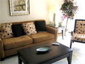 Fountain Place Apartment Homes Living Room