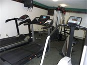 Preserve Place Apartments Fitness Center