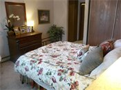 Parkway Apartments Bedroom