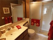 Tanager Creek Townhomes Model Bathroom