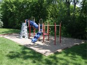 Tanager Creek Townhomes Playground