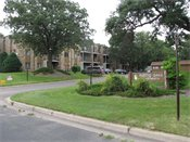 Rustic Oaks Apartments Property View