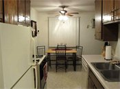 Rustic Oaks Apartments Kitchen