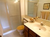 Auburn Townhomes Model Bathroom