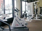Riverfront Apartments Fitness Center