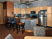 Riverfront Apartments Community Room