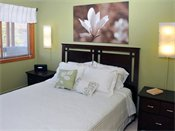 Greenfield Apartments Model Bedroom
