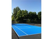 Greenfield Apartments Tennis Court