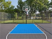 Greenfield Apartments Basketball Court