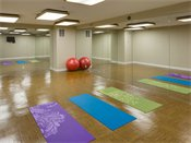 Greenfield Apartments Yoga Room