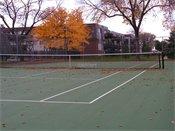 Ramsgate Tennis Court