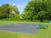 Brentwood Park Apartments Basketball Court