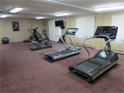 Westside Apartments Fitness Center