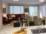 Genesee Apartments and Townhomes Penthouse