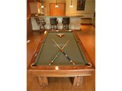 Deer Park Apartments Pool Table