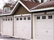 Park Place Townhomes Garages