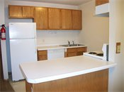 DRS Rental Townhomes Kitchen