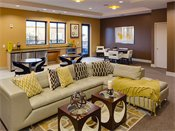 Elan Uptown Community Room