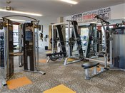 Elan Uptown Fitness Center