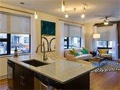 Elan Uptown Living Room