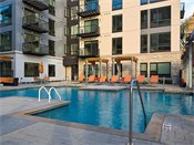 Elan Uptown Outdoor Pool